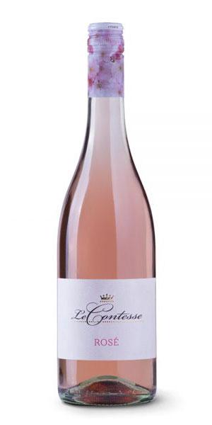 Bild Le Contesse - PINOT ROSÈ IGT - Vino Frizzante