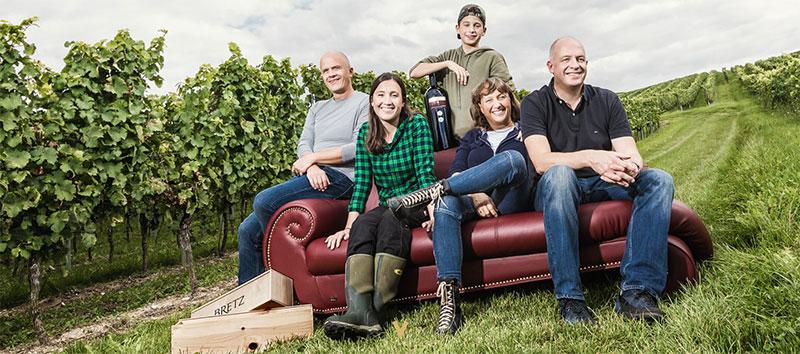 Bild Familie - Weingut Bretz - Rheinhessen