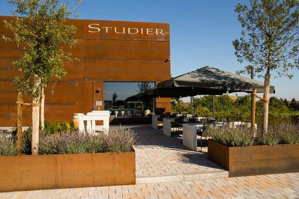 Bild Weingut Studier - Eingang
