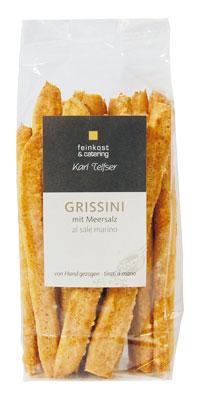Grissini mit Meersalz - Vinothek Thomas Utschig