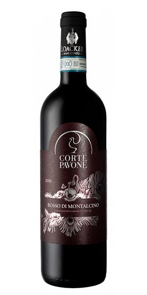 Loacker Tiberio Sorvillo- Rosso die Montalcino - Vinothek Thomas Utschig