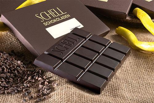 Schell Edelherbe Schokolade