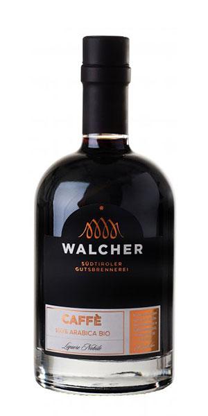 Walcher - Caffè - BIO Kaffeelikör - 100 % Arabica- Vinothek Thomas Utschig