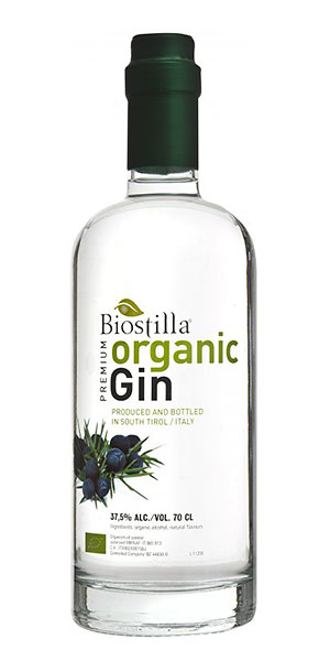 Walcher - Biostilla Organic Gin - Vinothek Thomas Utschig