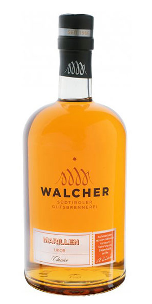 Walcher Edellikör Marille - Vinothek Thomas Utschig
