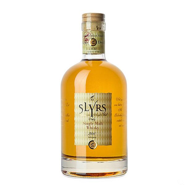 SLYRS Single Malt Whisky - Vinothek Thomas Utschig